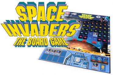 Space Invaders – Il gioco da tavolo