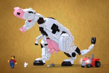LEGO Tyrannocow