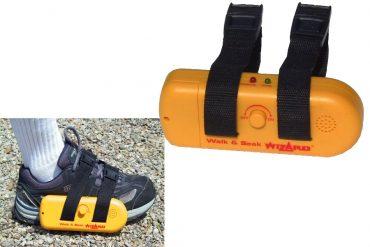 Metal detector da scarpe
