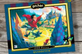 Puzzle Harry Potter Quidditch