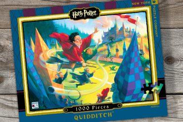 Puzzle Harry Potter Quidditch