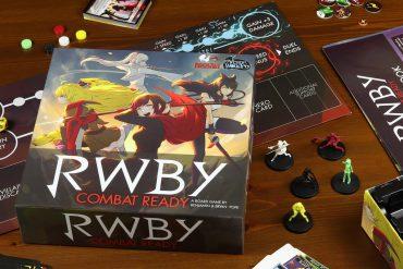 Recensione RWBY Combat Ready