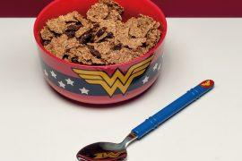 Set da colazione Wonder Woman