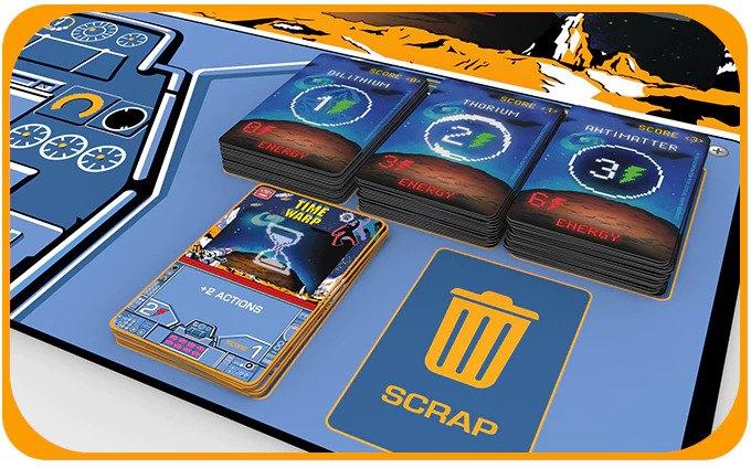 Space Invaders - Il gioco da tavolo (carte)