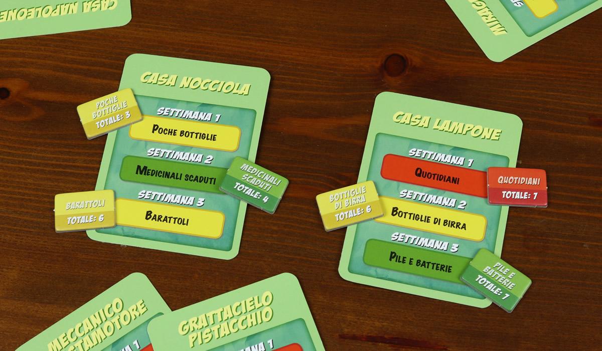 SpazzaVia la Spazzatura (carte)