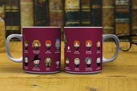 Tazza Harry Potter Chibi