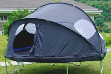 Tenda trampolino