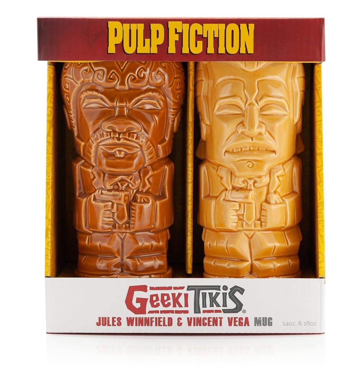 Tiki Mug Pulp Fiction (confezione)