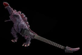 Chitarra elettrica Godzilla