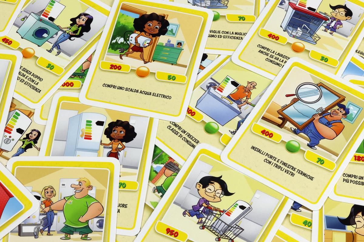 Power Haus: carte servizi