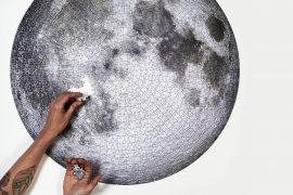 Puzzle della Luna