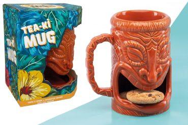 Tiki Mug mangia biscotti