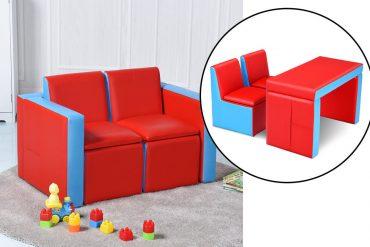 Divano modulare per bambini