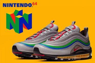 Nike Air Max 97 Nintendo 64
