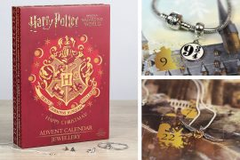 Calendario dell'Avvento Harry Potter - gioielli