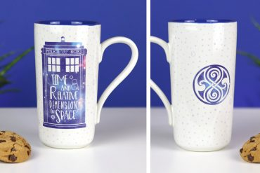 Latte Mug Doctor Who Galaxy