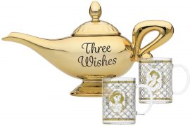 Set da tè di Aladdin