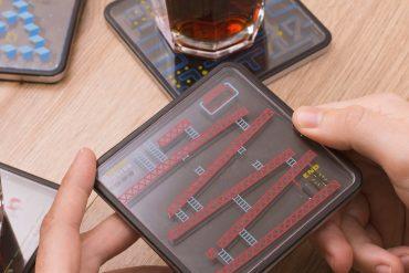 Sottobicchieri Puzzle Game