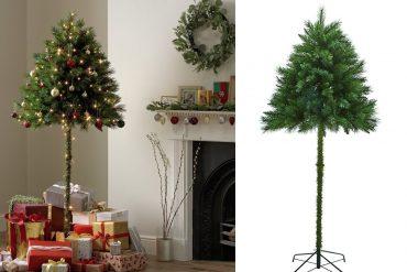 ½ albero di Natale anti-animali