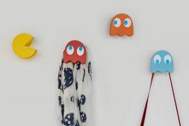 Set appendiabiti di Pac-Man