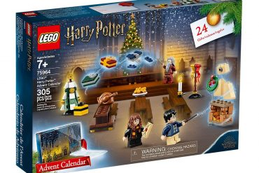 Calendario dell'Avvento LEGO Harry Potter 2019