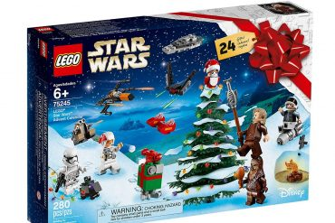 Calendario dell'Avvento LEGO Star Wars 2019