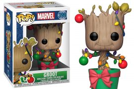 Funko Pop Marvel di Natale