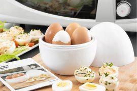 Uovo cuoci uova da microonde