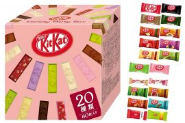 KitKat Japanese Party Box