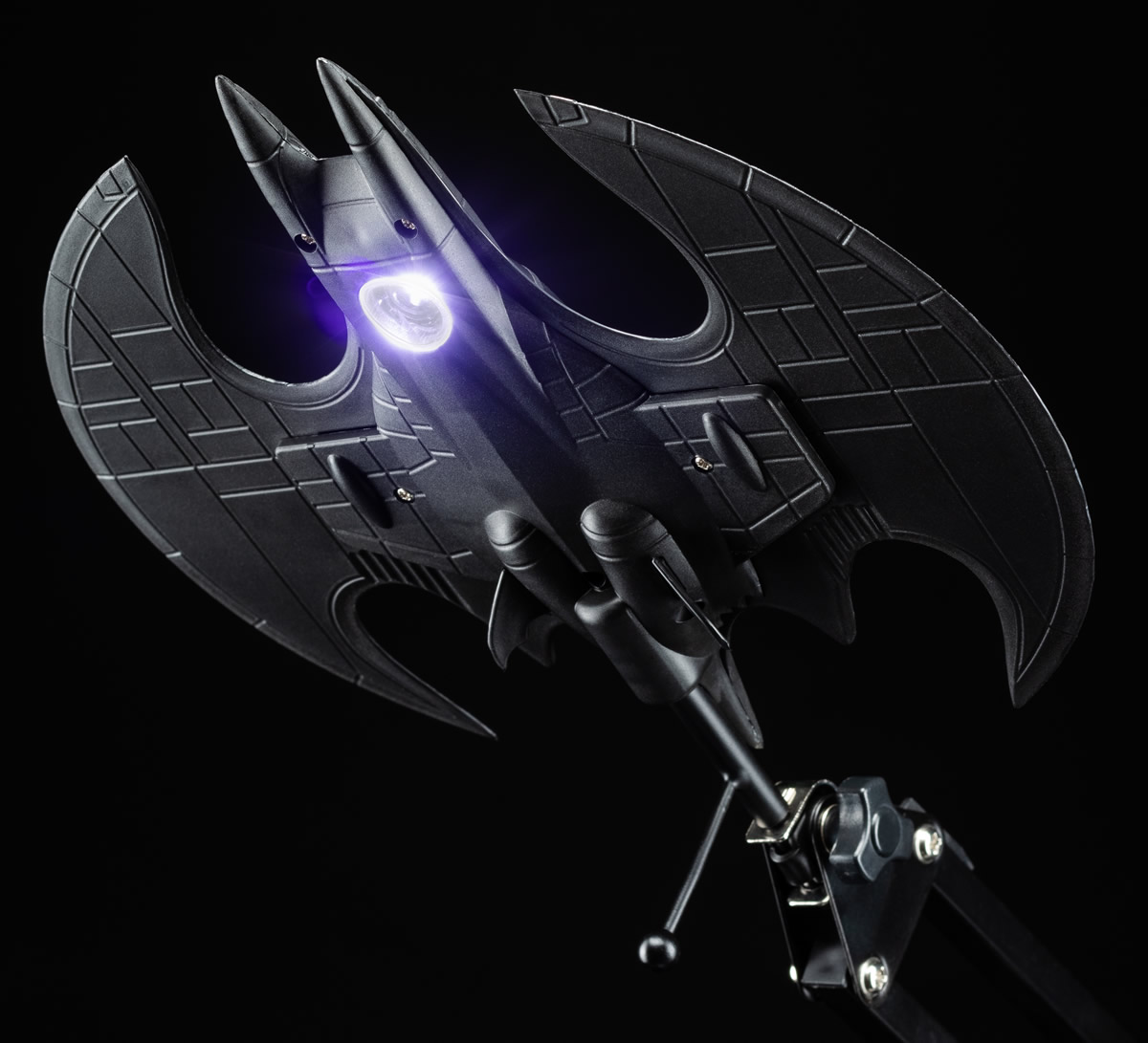 Lampada da scrivania Batwing (luce)
