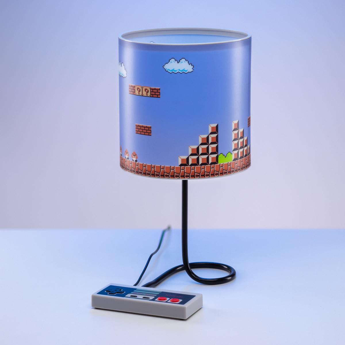 Lampada NES Super Mario