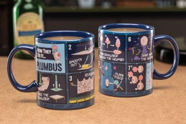 Tazza Come è fatto il Plumbus?