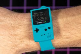 Orologio Game Boy Color