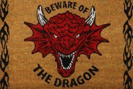 Zerbino Attenti al Drago