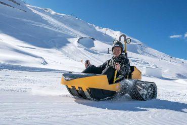 Bobsla, il go kart delle nevi