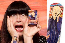Cerotti L'Urlo di Munch