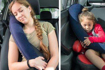 Cuscino da viaggio per sedili