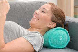 Cuscino cilindro massaggiante