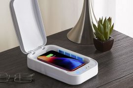 Disinfetta smartphone