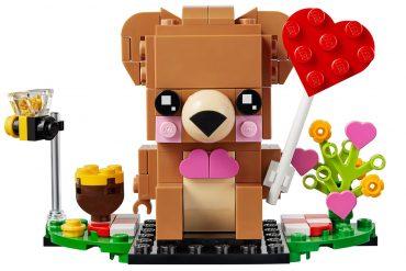 Orso di San Valentino LEGO BrickHeadz