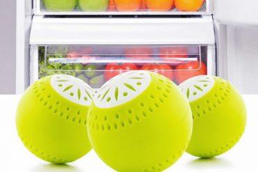 Sfere ecologiche da frigorifero