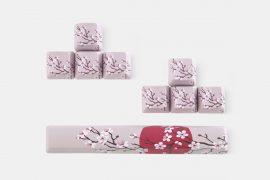 Tasti Sakura per tastiere