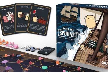Potato Pirates 2: Enter The Spudnet