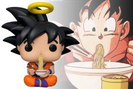 Funko Pop Goku e i Noodles