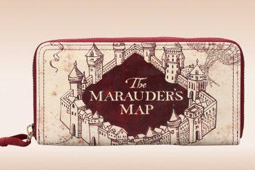 Portafoglio Mappa del Malandrino
