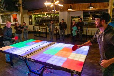Tavolo da Ping Pong TapGlo