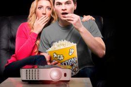 Ciotola per popcorn da cinema