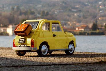 LEGO Fiat Nuova 500
