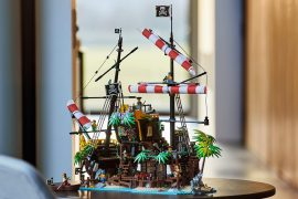 LEGO I pirati di Barracuda Bay