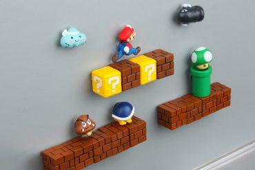 Magneti 3D di Super Mario